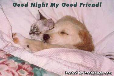 Goodnight my dear friend Berni xx