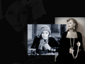 Greta Garbo - silent-movies wallpaper