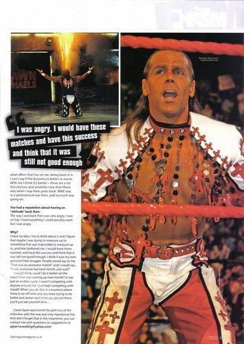 RAW Magazine Artikel