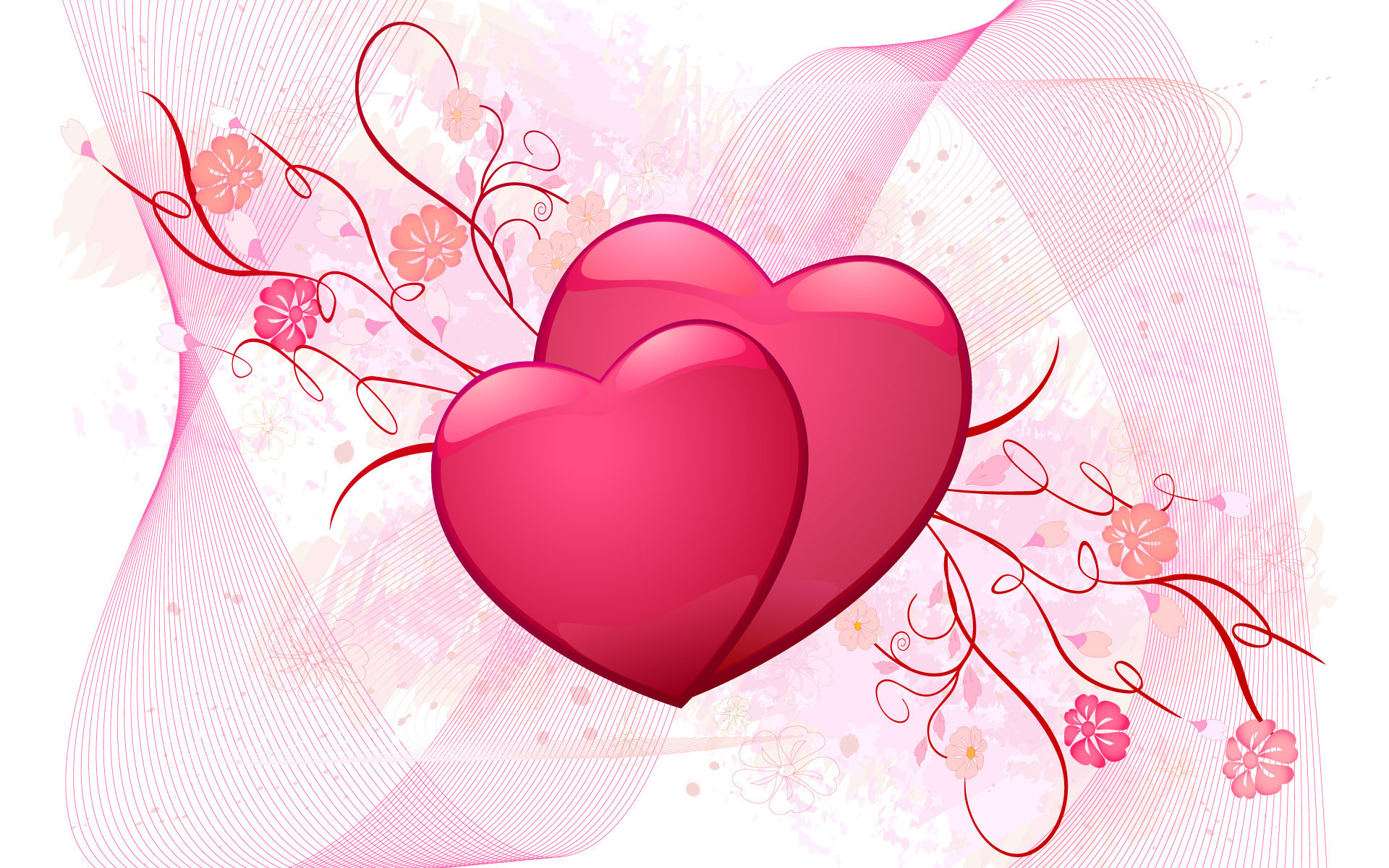 Hearts Love Wallpaper 13864798 Fanpop