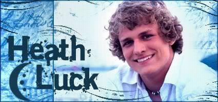 Heath Luck ♥