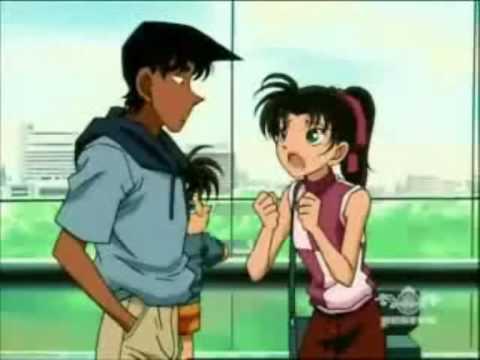 Heiji 愛 Kazuha
