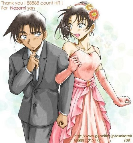 Heiji Love Kazuha