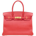 Hermes- Handbag - handbags photo