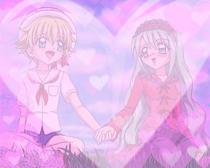 Pichi Pichi Pitch ForeverMermaid Melody Hippo And Yuri