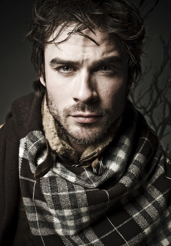 Ian somerhalder photoshoot 2010