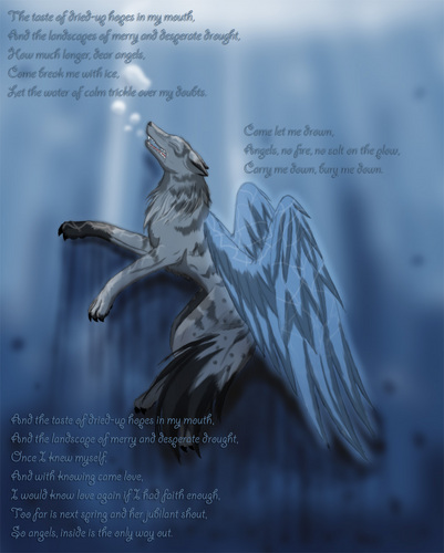 Ice lobo