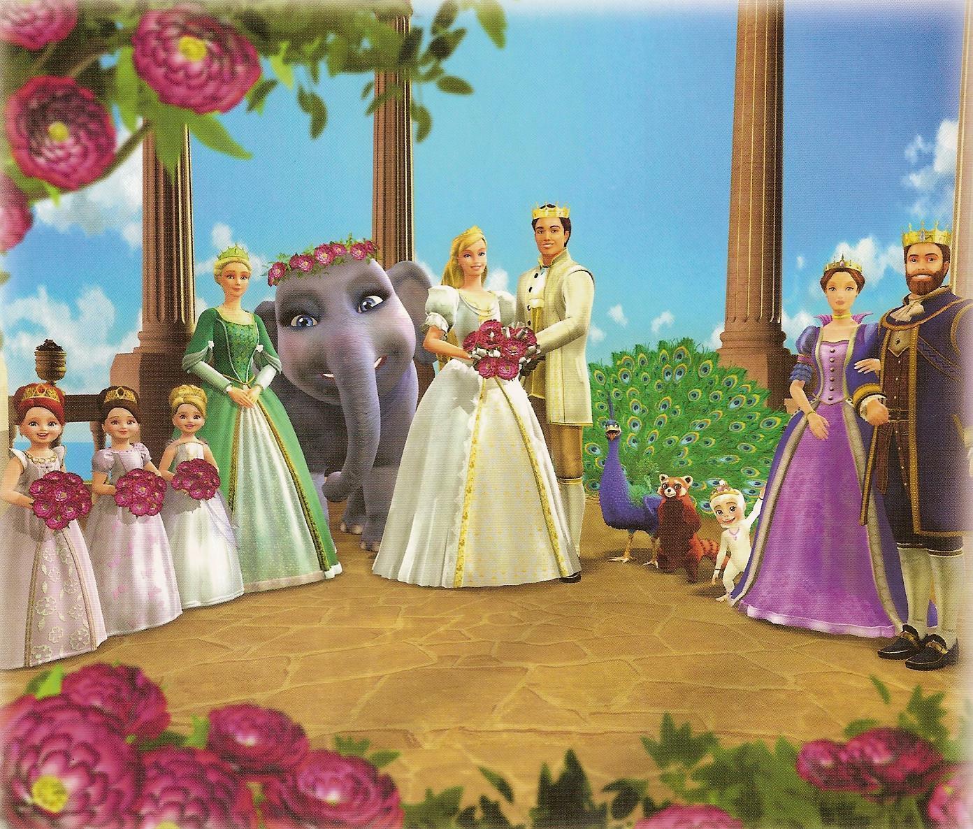 Смотреть барби принцесса острова 13 фотография