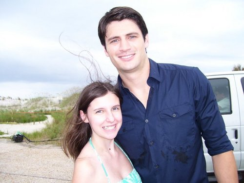 James Lafferty (Season 8) Filming