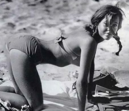 jane fonda nude beach photograph