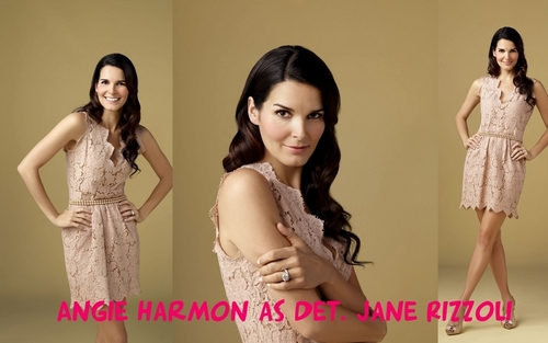 Rizzoli & Isles wallpaper entitled Jane Rizzoli Wallpaper