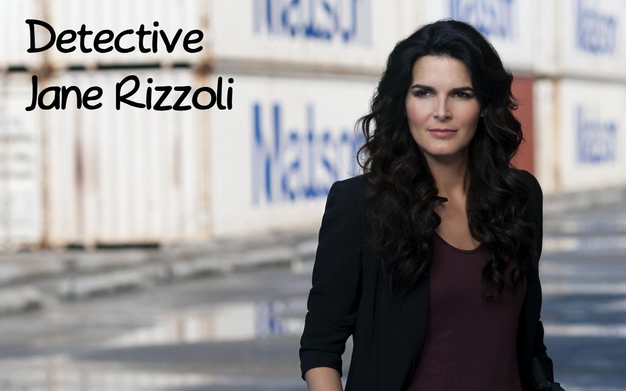 Jane Rizzoli wallpaper