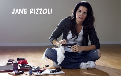 Rizzoli & Isles wallpaper titled Jane Rizzoli wallpaper