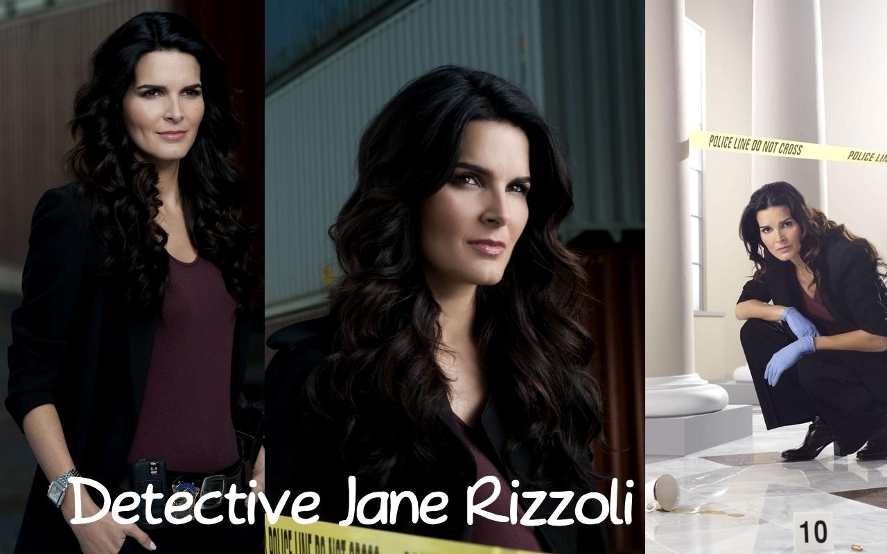 Jane Rizzoli achtergrond