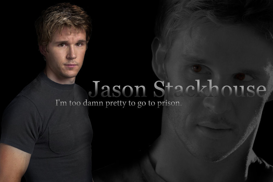 true blood wallpaper jason. Jason