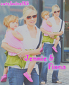 Jennie and Fiona - jennie-garth fan art