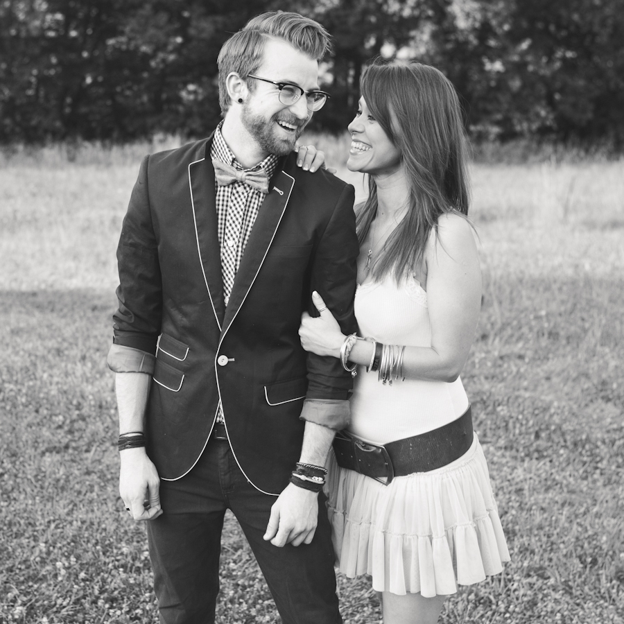 Jeremy Davis and Katy Camsey
