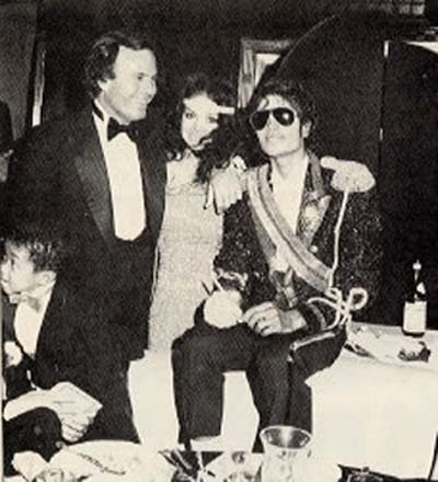 Julio & Michael Jackson