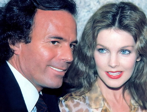 Image result for julio iglesias and diana