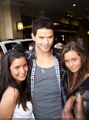 Kellan leaves hotel to head to the MMVA's - Toronto - 20 June 2010 - twilight-series photo