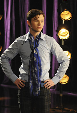 Kurt hummel glee photo