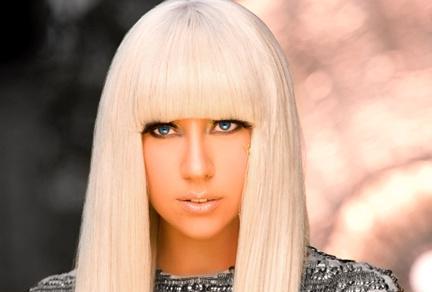 Lady random Gaga