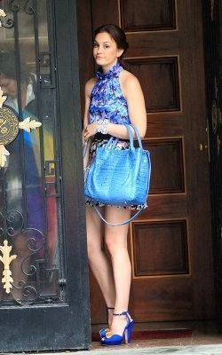Leighton - Meester - 14th July - Season 4 - Gossip Girl