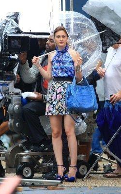 Leighton - Meester - 14th July - Season 4 - Gossip Girl
