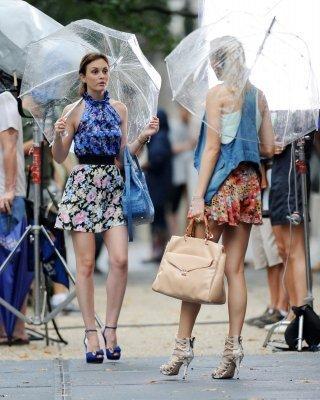 Blair Waldorf wallpaper called Leighton - Meester - 14th July - Season 4 - Gossip Girl