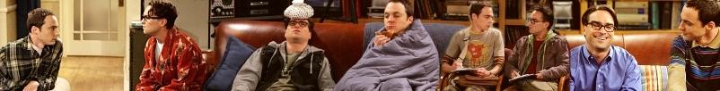 Leonard and Sheldon Banner