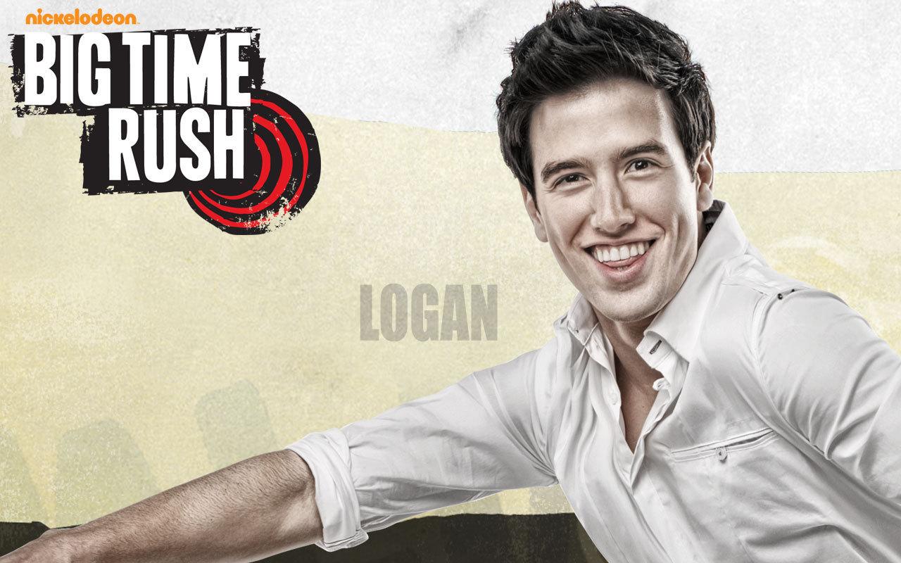 Logan Wallpaper - big-time-rush wallpaper