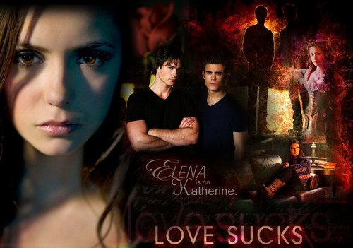 Любовь sucks, Elena