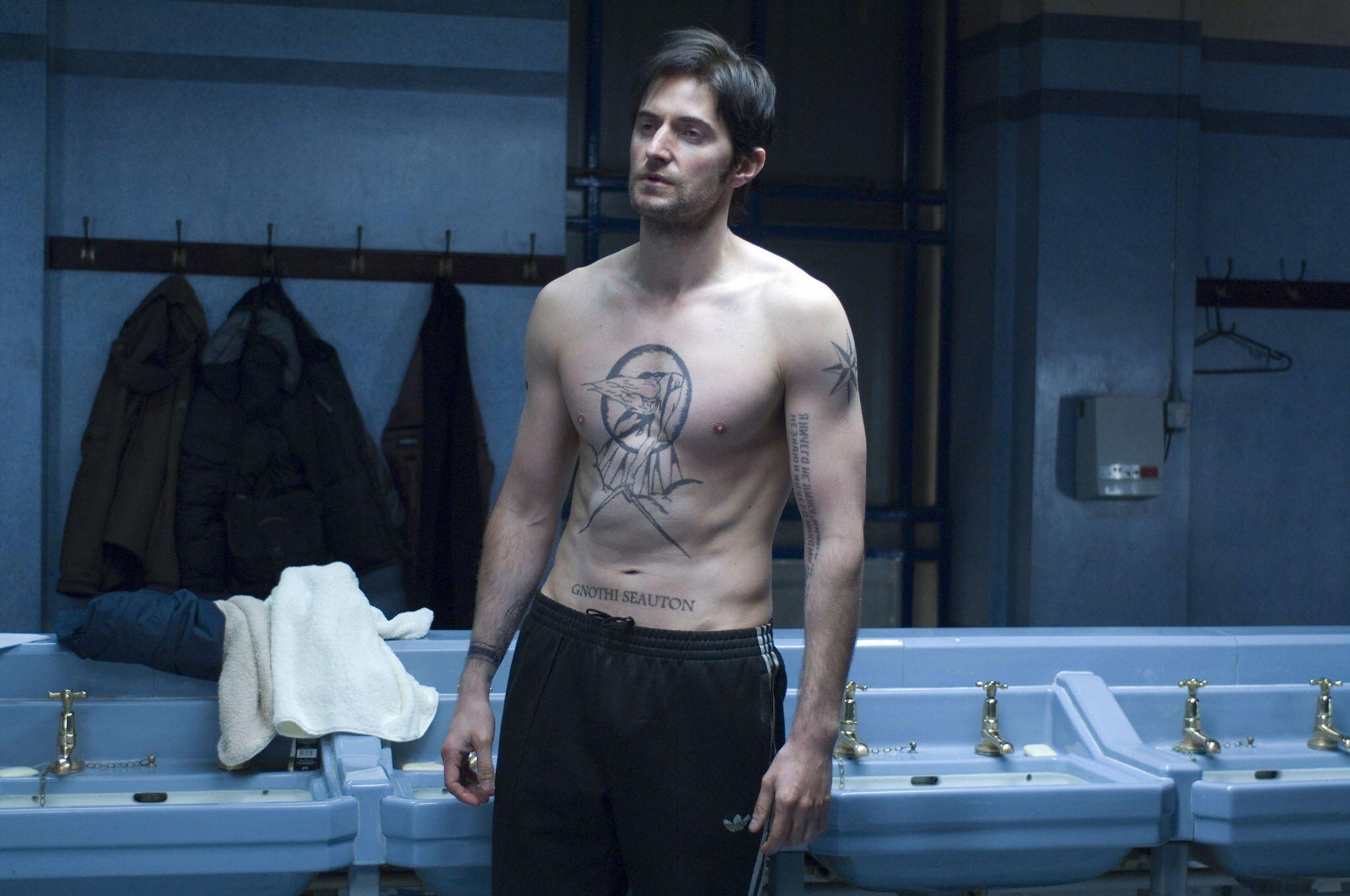 Lucas's 문신