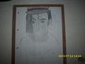 michael-jackson - MJfangirl,my own MJ drawings wallpaper