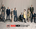 Mad Men season 4 Hintergrund
