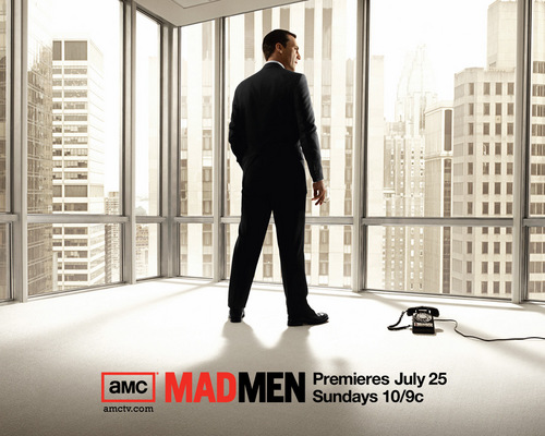 Mad Men season 4 wallpaper