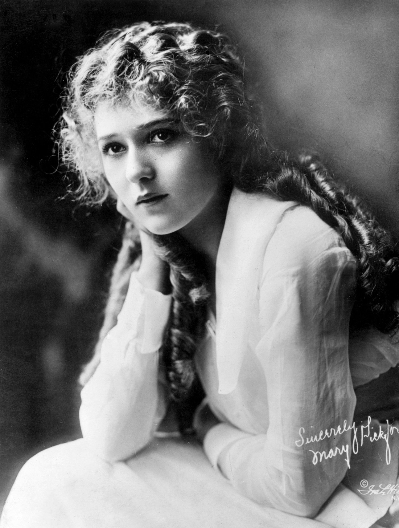 Silent Movies Images Mary Pickford Hd Wallpaper And