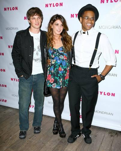 Matt,Shenae,Tristan