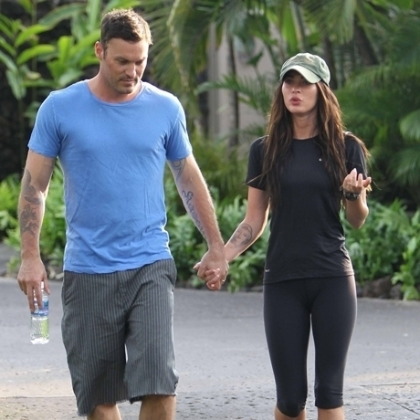 Megan and Brian