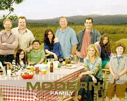 Modern Family Hintergrund