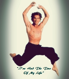 Patrick Swayze wallpaper called My Dear Patrick! <333