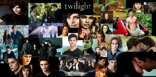 My Twilight Collage :) ♥