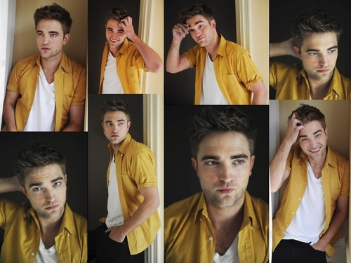NY Times Wallpaper - robert-pattinson Photo
