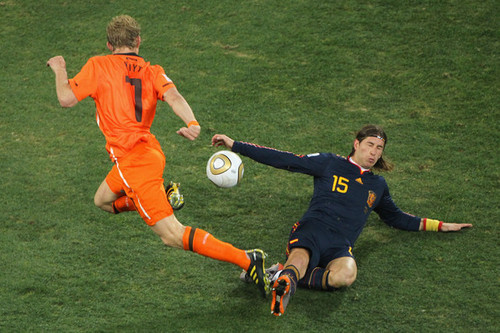 FIFA World Cup South Africa 2010 wallpaper titled Netherlands v Spain: 2010 FIFA World Cup Final