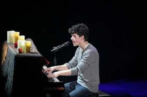 Nick Jonas کنسرٹ