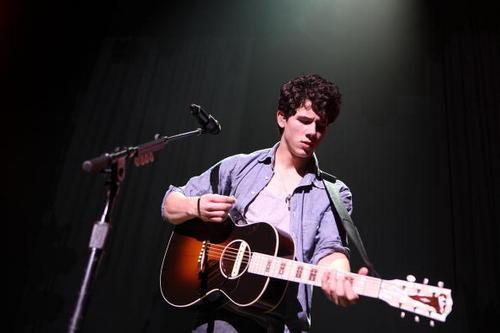 Nick Jonas Concert