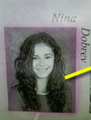 Nina in year book