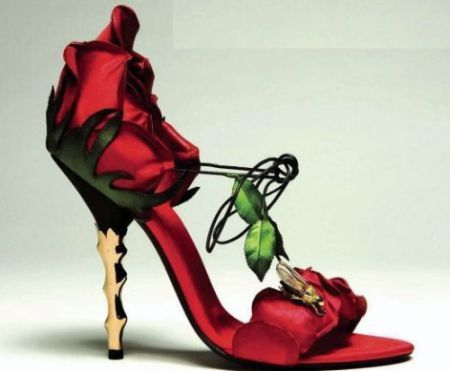 Outrageous Shoes - womens-shoes Photo
