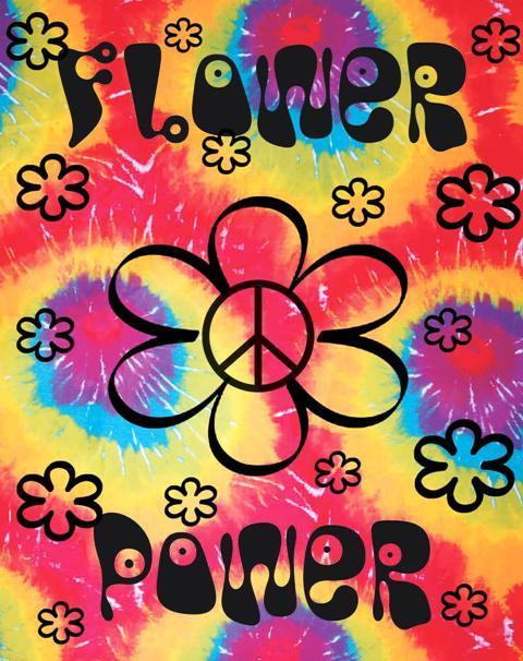 flower power on pinterest hippie flowers hippie chick and 60s art. Black Bedroom Furniture Sets. Home Design Ideas