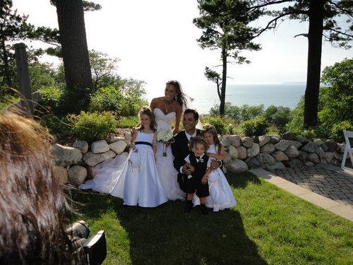 picha from Jana's wedding, reception & honeymoon